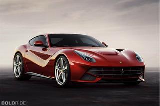 Most Popular: 2013 Ferrari F12berlinetta