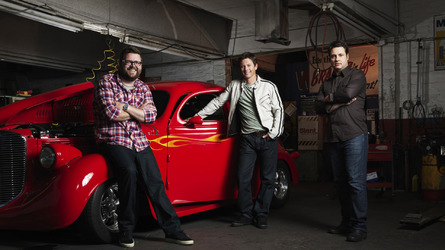 Former Top Gear USA Hosts To Make TV Comeback In New Car Show