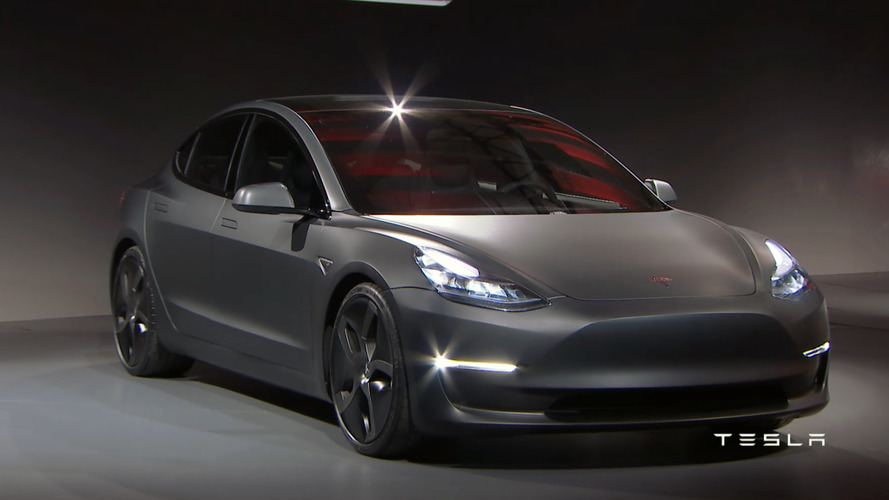 Tesla Model 3 order list shortened by 12,200 cancellations