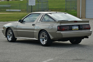 The Chrysler Conquest TSi is a Forgotten 1980s Gem