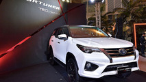 Toyota Fortuner gains sporty TRD goodies [video]