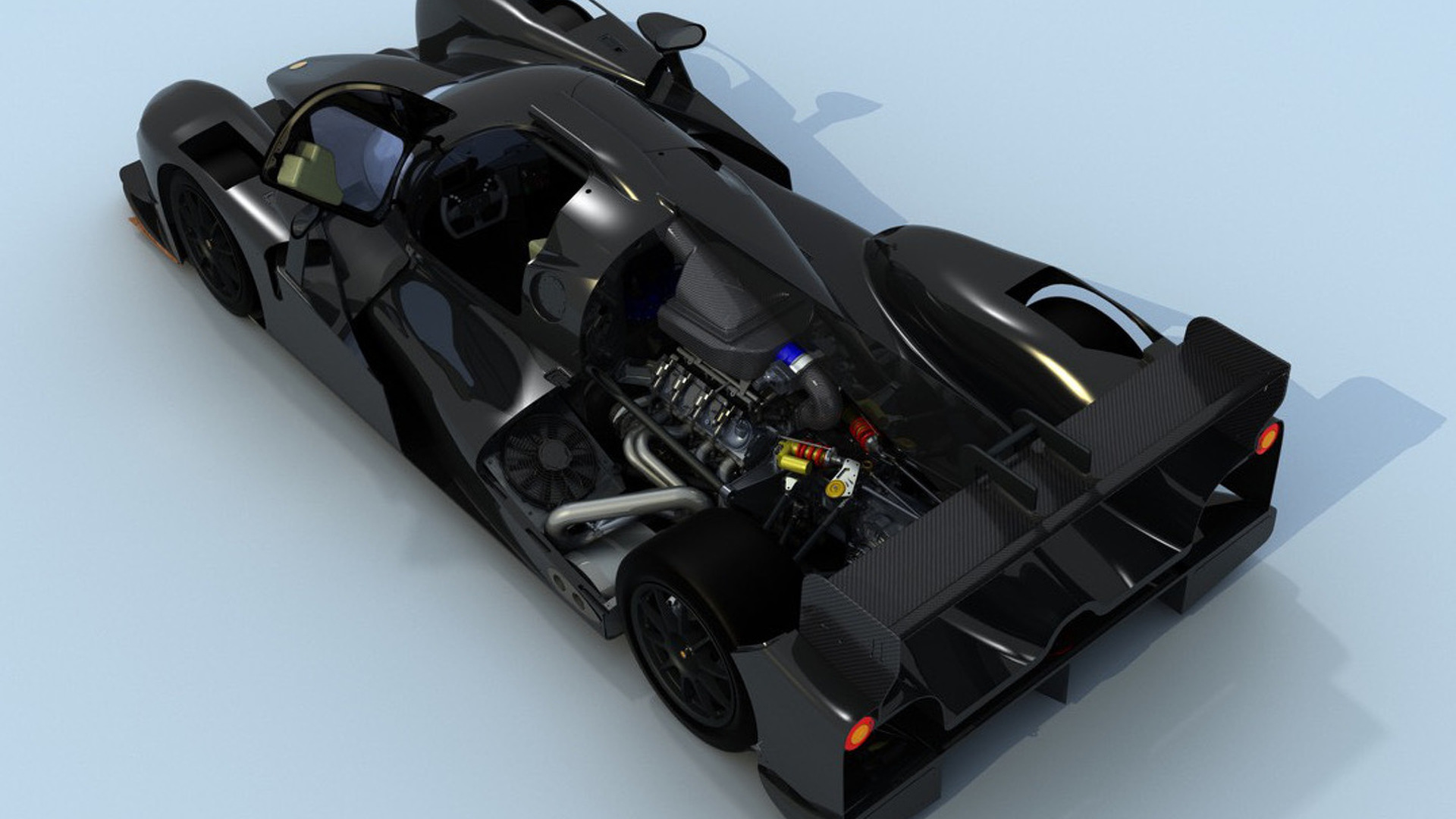 Ginetta back in the game with new prototype