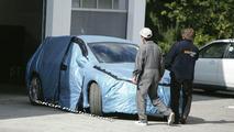 Subaru WRX STi Spy Photo