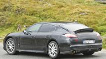Porsche Panamera Spied in Spain