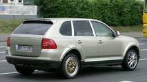 Spy Photos: New Bentley SUV?