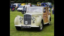 Bentley 3.5 Litre Derby Shooting Brake