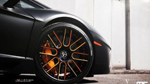 Lamborghini Aventador on Vellano wheels