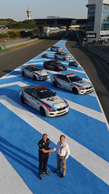 BMW M MotoGP safety cars 07.5.2013