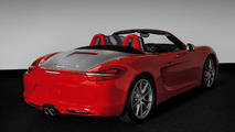Porsche Boxster S Red 7 Edition 19.4.2013