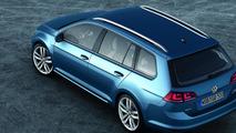 Volkswagen Golf VII Variant priced from 18,950 EUR (DE)