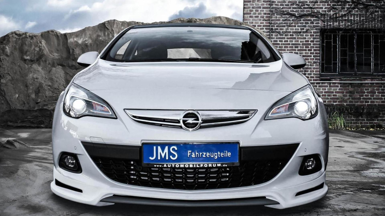 Opel Astra GTC by JMS