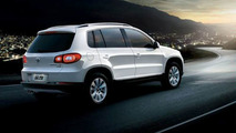 Volkswagen Tiguan Facelift for China