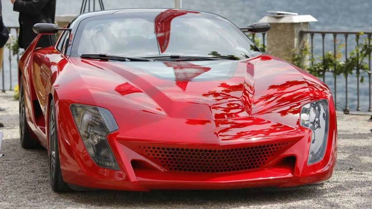 Concept Cars & Prototypes - STILE BERTONE MANTIDE, 2009