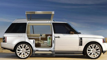 2010 Range Rover Q-VR stretch proposal by Design Q
