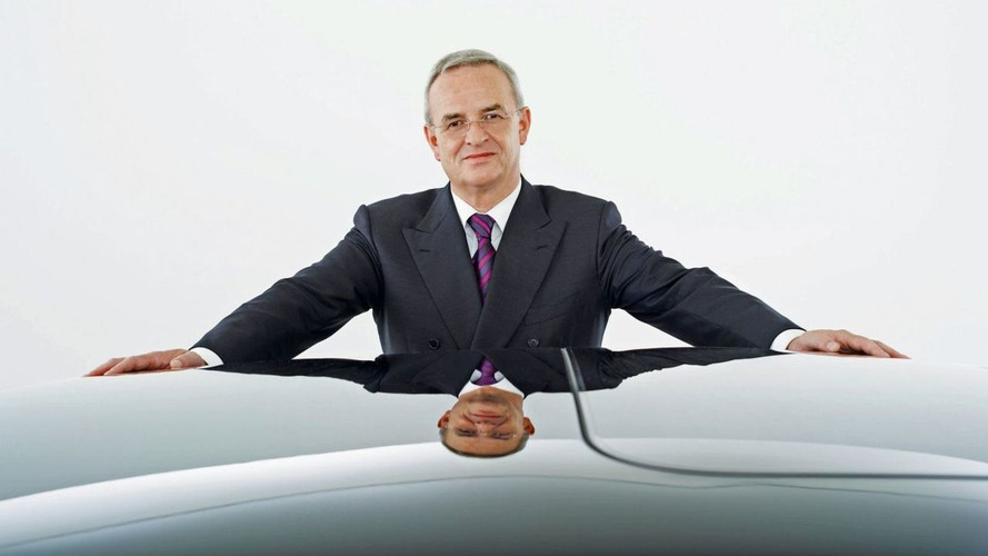 BREAKING: Volkswagen CEO Martin Winterkorn resigns