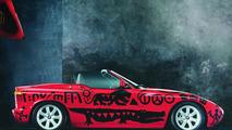 Penck (D) 1991 BMW Z1 art car