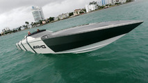 Mercedes SLS AMG Inspired Cigarette Racing Boat Unveiled at Miami Boat Show