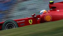 Ferrari testing Red Bull-like constant gas concept