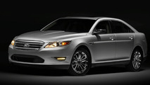 2010 Ford Taurus Unveiled in Detroit