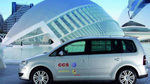 """Touran CCS """"Combined Combustion System"""