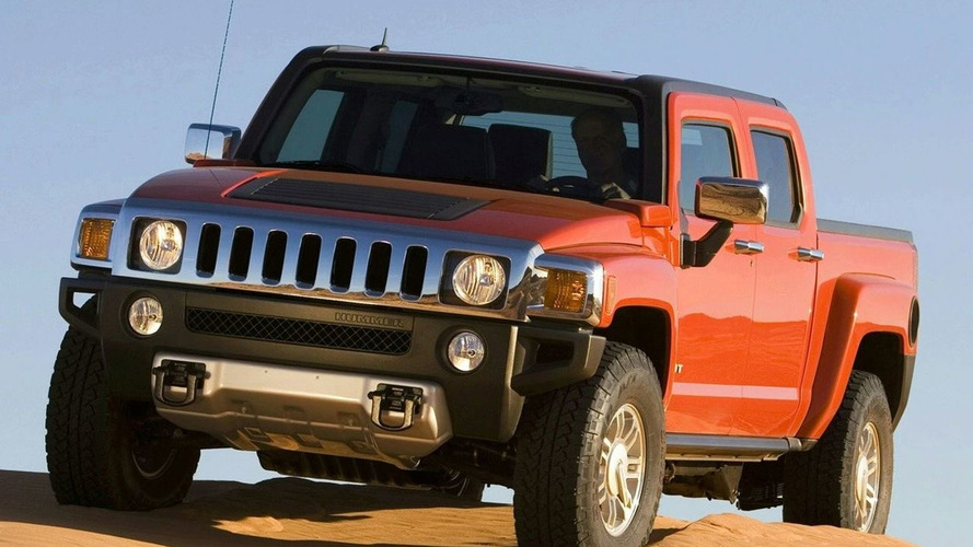 GMC working on Hummer-like model - report