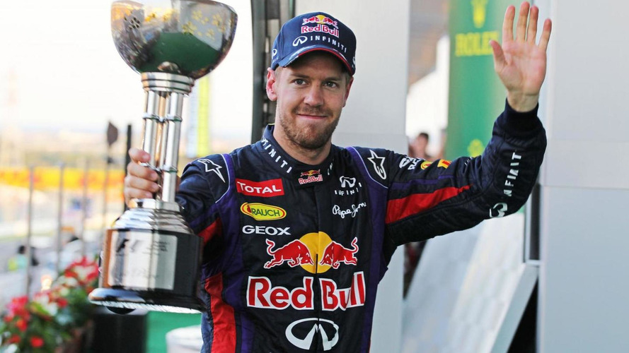 The magic number is five - 2013 Japanese Grand Prix [RESULTS]