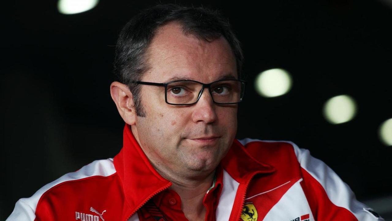 Stefano Domenicali 04.10.2013 Korean Grand Prix
