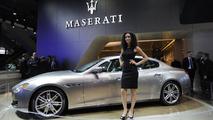 Maserati Quattroporte Ermenegildo Zegna concept unleashed