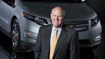 U.S. Treasury sells off last of GM stock, CEO Dan Akerson to retire