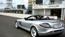 Mercedes-Benz SLR McLaren Roadster Stars at Goodwood