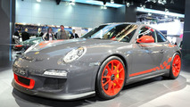 2010 Porsche 911 GT3 RS World Debut at 2009 Frankfurt Motor Show