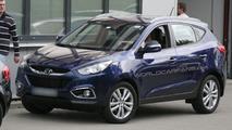 Hyundai ix35 Unofficially Revealed