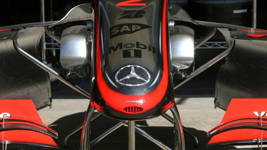 McLaren to test new car at Valencia