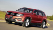 Volkswagen CrossBlue production version confirmed for 2016 launch