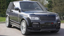 Mansory does its thing on the new Range Rover