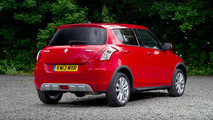 Suzuki Swift 4x4 headed to the U.K.