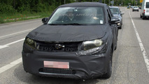 2015 Suzuki Grand Vitara spied testing in Germany