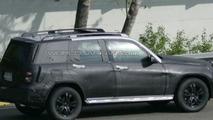 Mercedes GLK Spy Photo