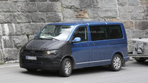 2015 Volkswagen T6 spy photo