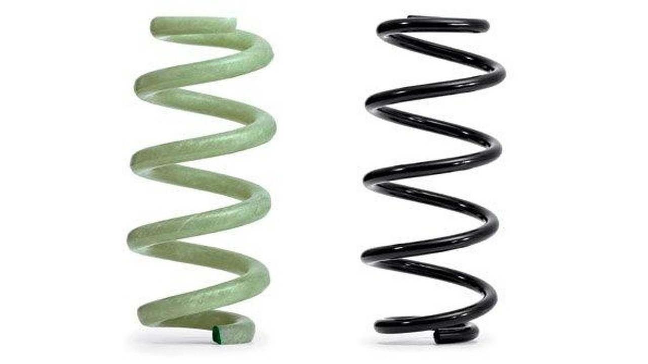 Audi glass fiber-reinforced polymer (GFRP) spring (low res)