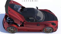 Lazzarini Design Alfa Romeo 4C Definitiva