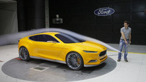 Ford of Europe wants a new coupe, but Ford CEO says no - report
