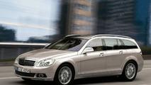 SPY PHOTOS: Once Again More Mercedes C-Class