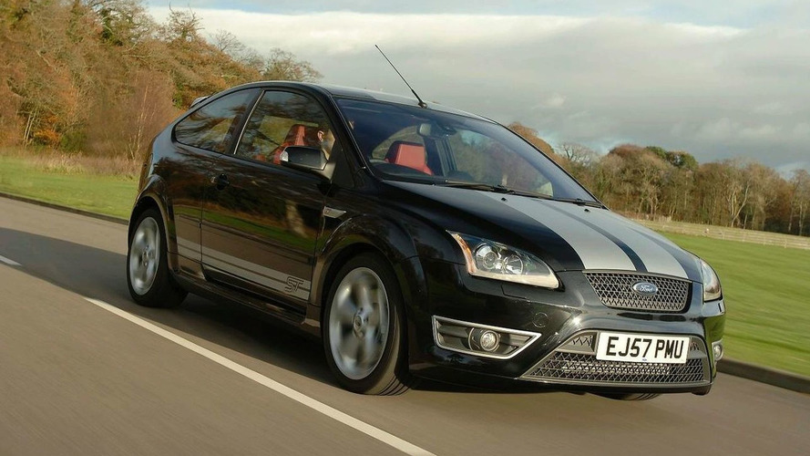 Limited Edition Ford Focus ST500 Released