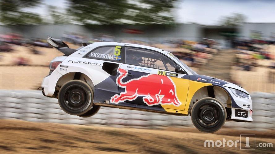 Ekström fera l'impasse sur la finale du DTM pour se concentrer sur le rallycross