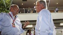 Chase Carey key to F1 digital media success, says Zak Brown