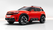 New Citroen Aircross concept-based SUV will be built in France