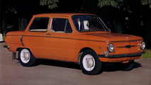 Soviet Cars Were Weird: ZAZ Zaporozhets 968