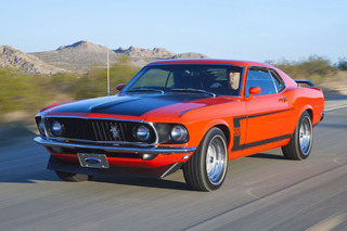 1969 Changed the Ford Mustang Forever