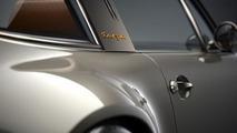 Porsche 911 Targa by Singer teased ahead of Goodwood FoS reveal